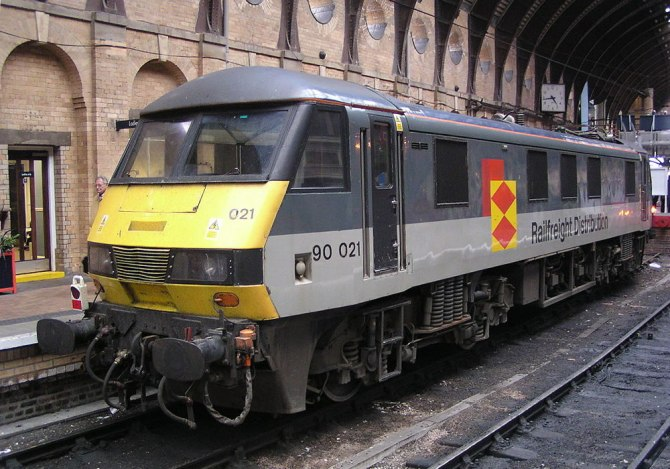 RfD 90021 at York 2004