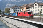 Arosa train Chur Stadt 16.09.2007