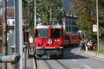 Arosa train Chur Stadt 20.09.2007