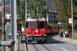 Arosa train Chur Stadt 20.09.2007