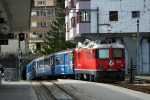 Ge 4.4ii 615 Klosters climbing into Arosa 15.09.2007