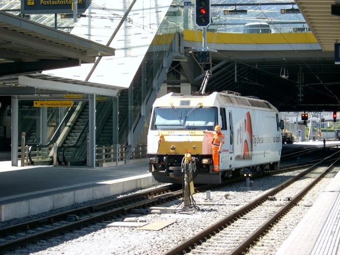 Ge 4.4iii 645 Tujetsch at Chur 29.06.2008